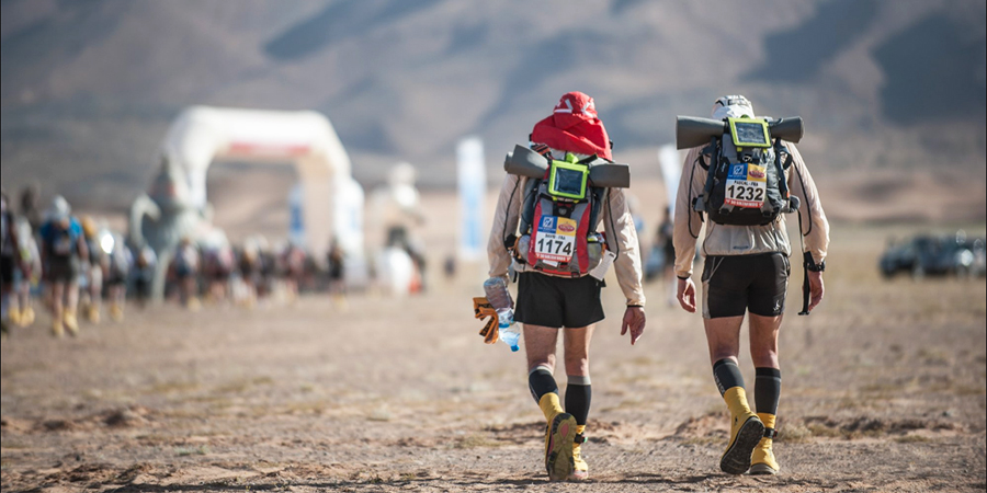 University scientists prep firefighters for 150-mile marathon in scorching Sahara sun