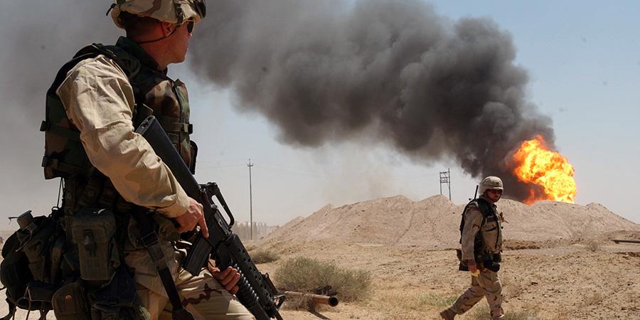 Iraqi-oil-fields