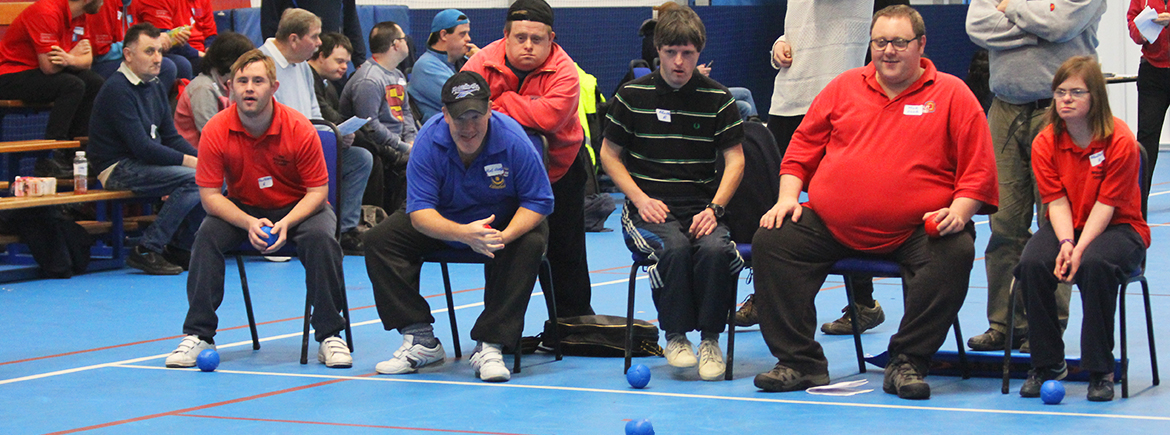 Students lead first Sussex Boccia tournament for adults with learning disabilities