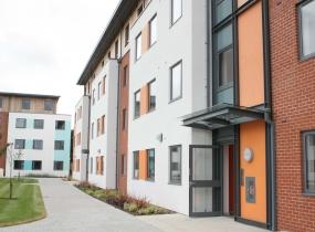 modern accommodation