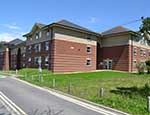 Residential accommodation, Bognor Regis campus