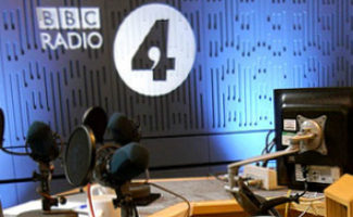 Dr Ross Wilson speaking at BBC Radio Four