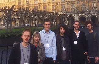 Undergraduates of the BA (Hons) Politics and Contemporary History programme