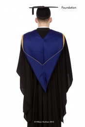 Foundation Degree Academic Dress.