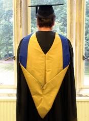 Diploma Academic Dress.