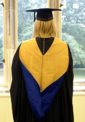 Masters Academic Dress.