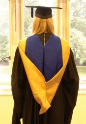 Postgraduate Academic Dress.