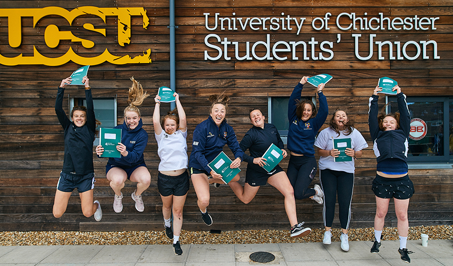 Rankings in the Times and Sunday Times Good University Guide placed Chichester in tenth