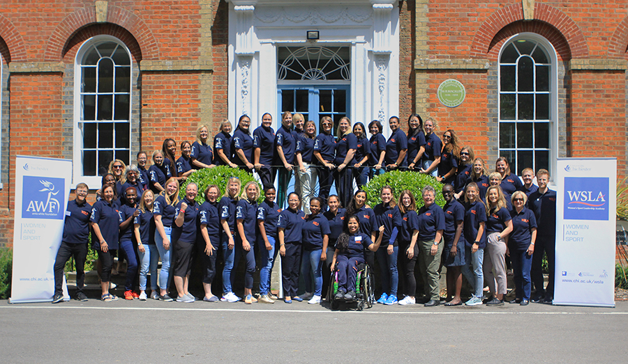 WSLA 2019 cohort at University of Chichester