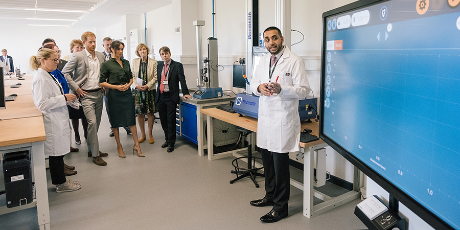 Dr Hashim Bhabha, Engineering at the University of Chichester