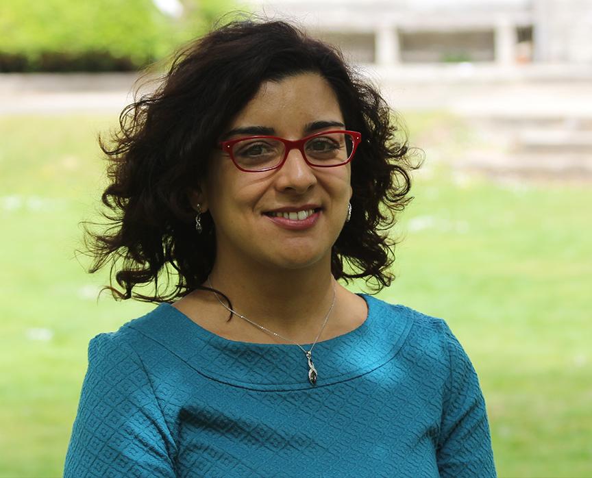 Dr Antonina Pereira
