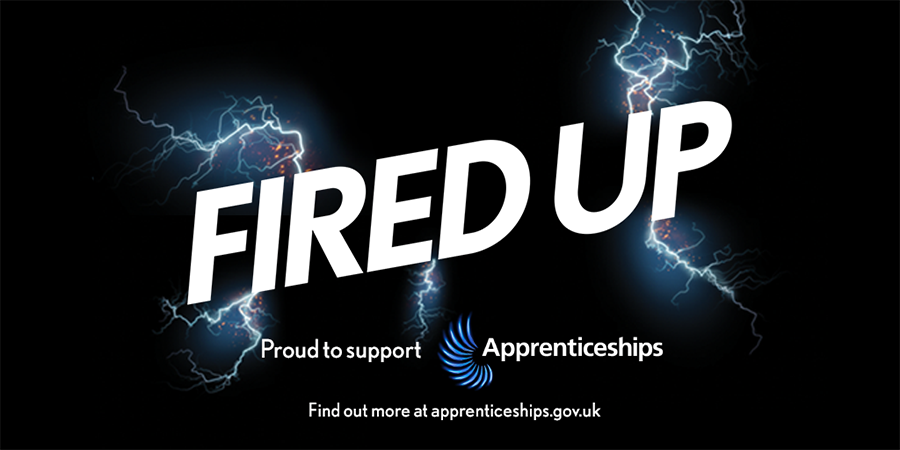 More about National Apprenticeship Week at www.Twitter.comApprenticeships