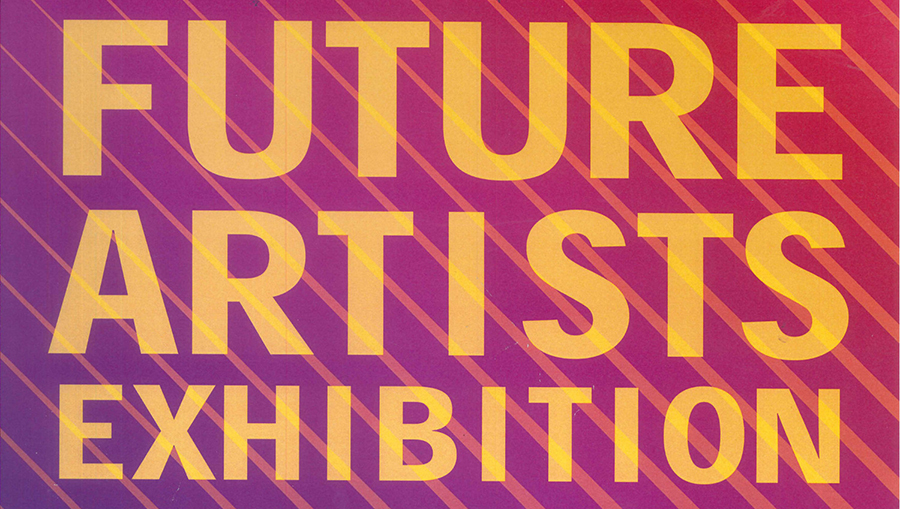 Future Artists exhibition