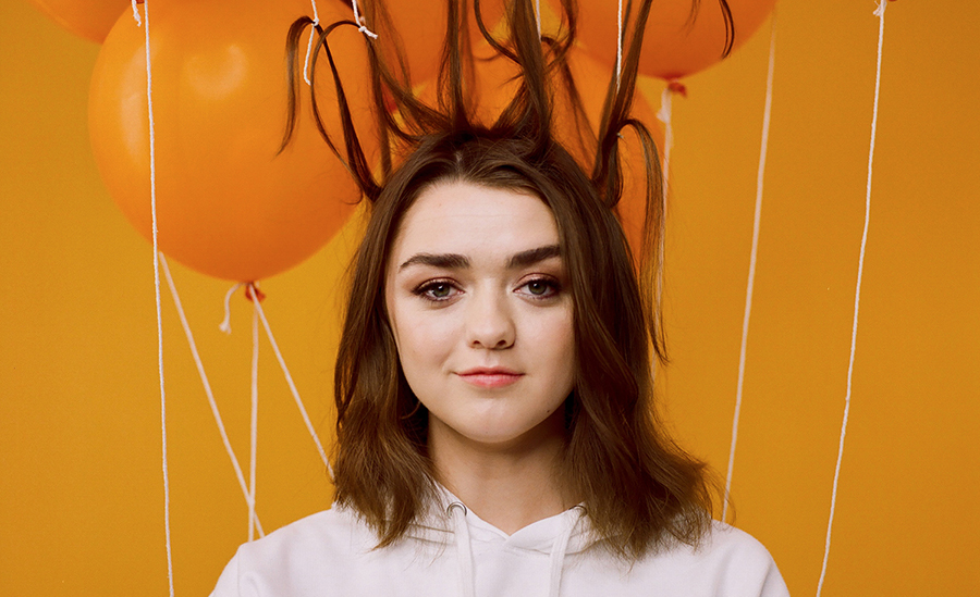Game of Thrones star Maisie Williams to visited Chichester on Friday 18 January