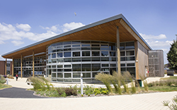 The University of Chichester's LRC at the Bognor Regis Campus