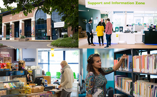 Learning Resource Centre facilities
