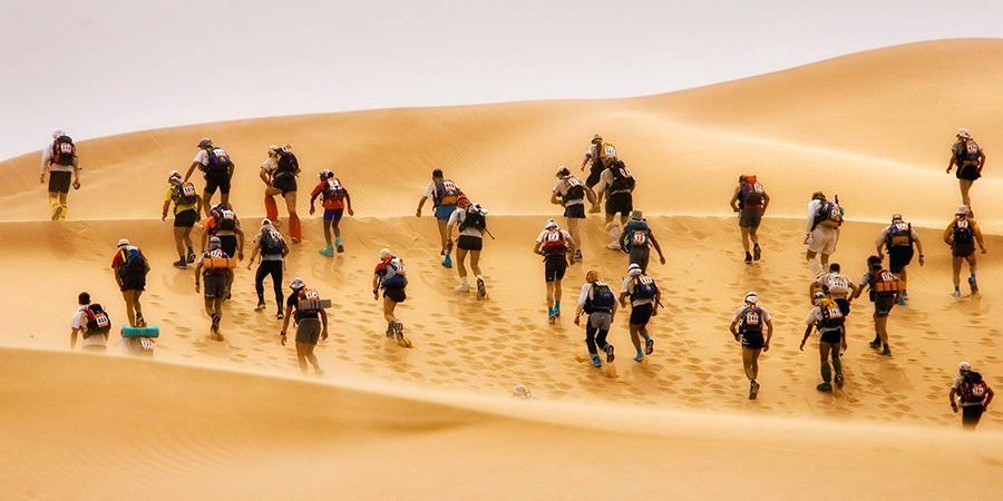 Marathon des Sables 3