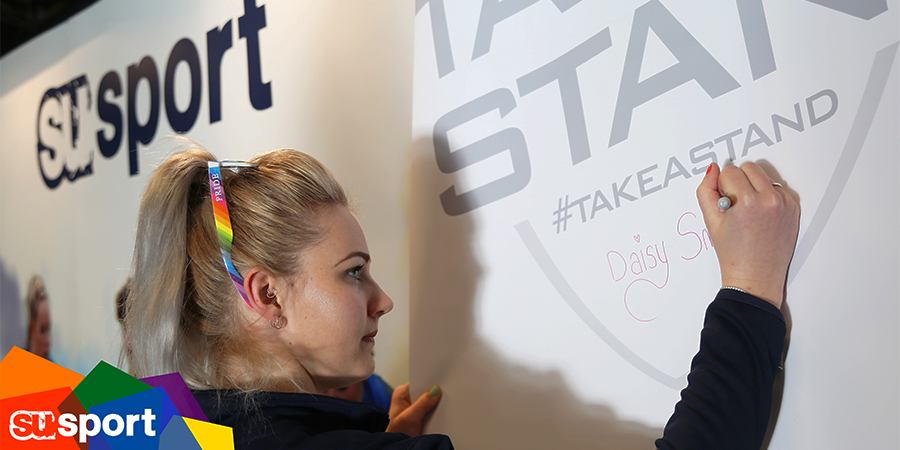 Students vow to tackle discrimination in sport