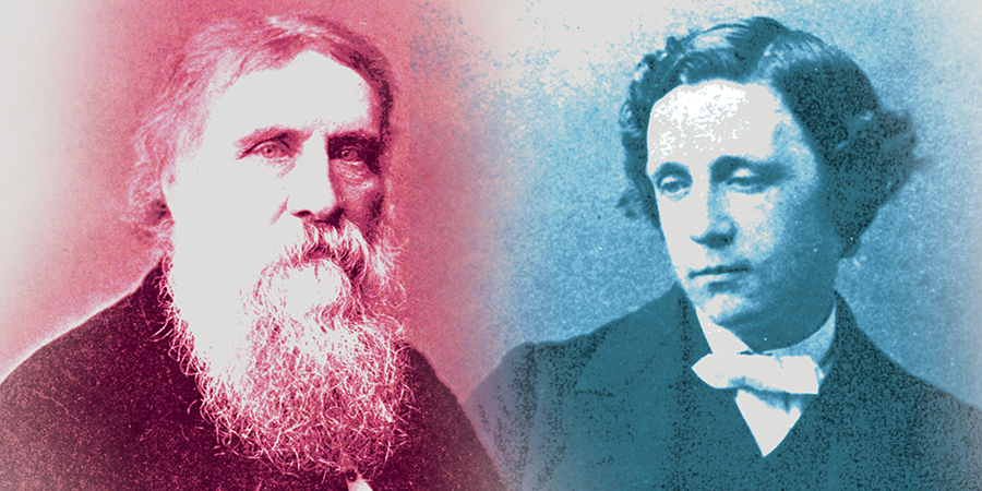 Sussex connection between Lewis Carrol and George MacDonald