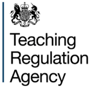 Teaching Regulation Agency logo