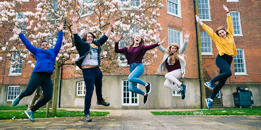 University of Chichester climbs the Guardian University Guide 2019