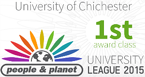 People & Planet University League 2015