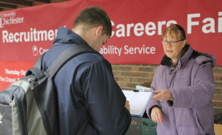 Recruitment and Careers Fair at Chichester