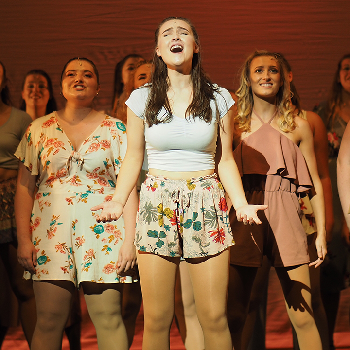 The BA (Hons) in Musical Theatre and Cabaret will train performers to cater for a career on-stage