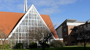 University of Chichester chapel