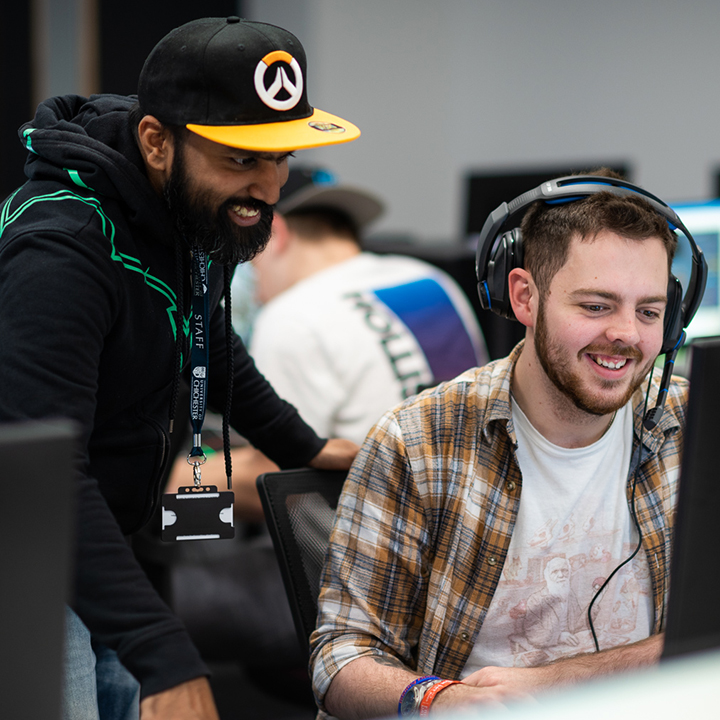 University of Chichester partners with celebrated gaming team Veloce Esports