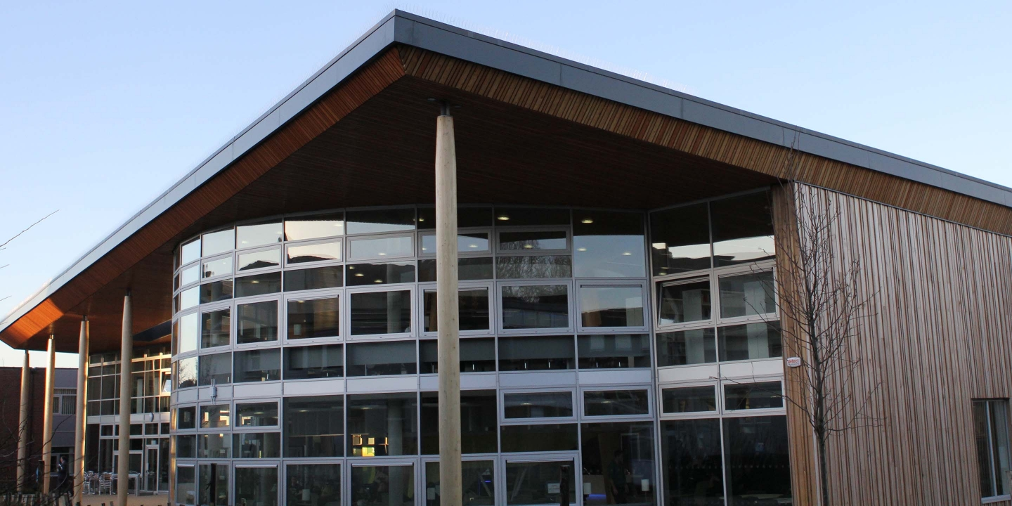 Learning Resource Centre at the Bognor Regis campus